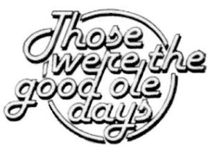 goodolddays